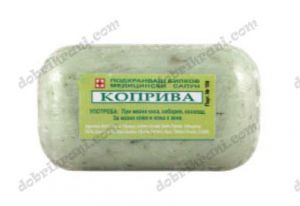 Soap with NETTLE - 60 grams.