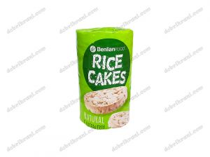 RICE DESSERT - 100% brown rice 100g