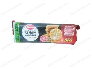 Rice Cracker with BBQ flavour - 90g